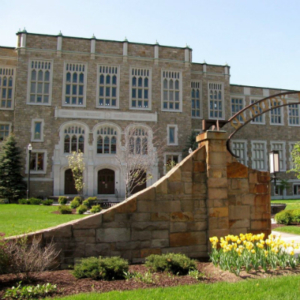 Albany Law School. Photo courtesy of Albany Law School Criminal Law Society.