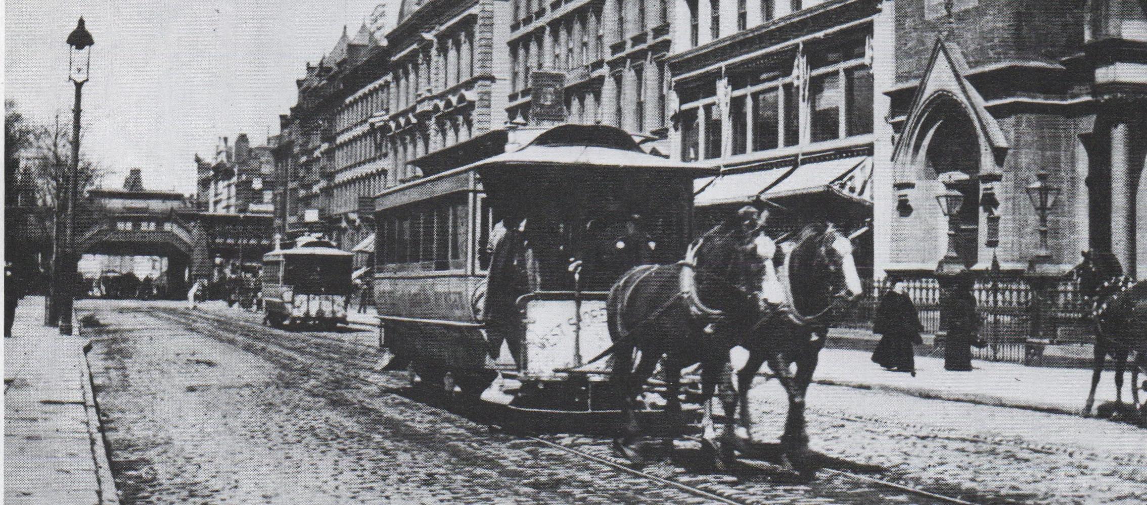 Elizabeth Jennings and the Desegregation of Public Transportation in New York City