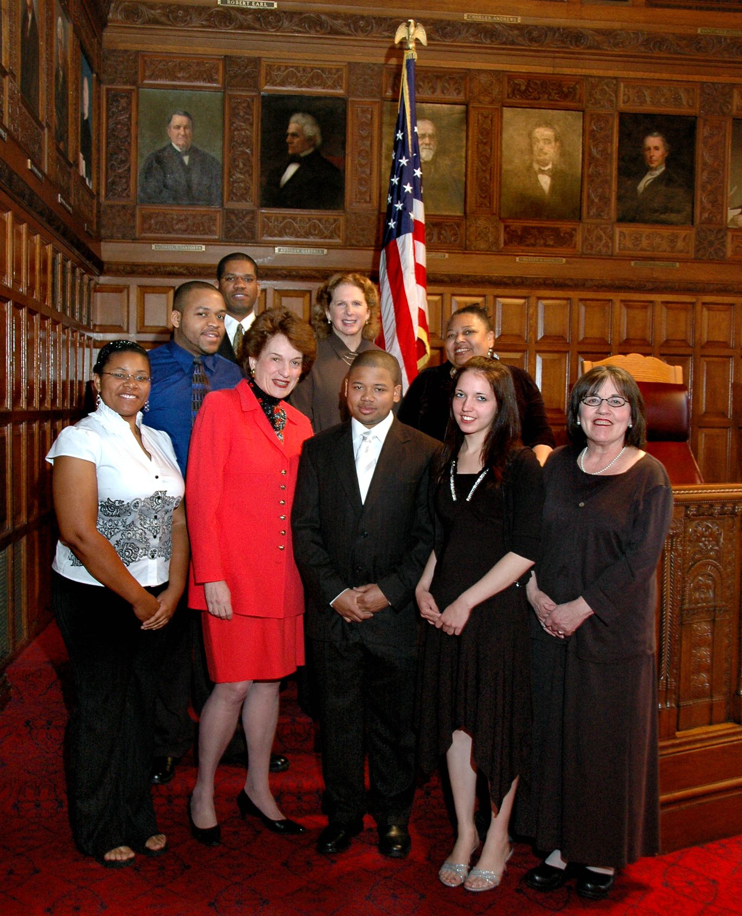 Judge Kaye, Elijah Fagan-Solis, Family