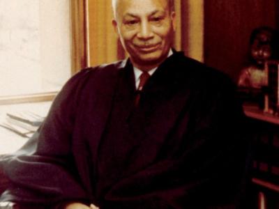 Judge Harold A. Stevens