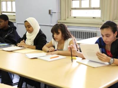BHSEC Students