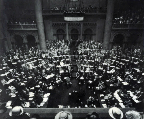 1938 NY Constitutional Convention