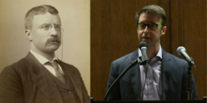 Theodore Roosevelt & Kermit Roosevelt III