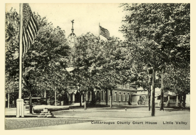 Cattaraugus County Courthouse