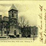 Clinton County Courthouse 1889