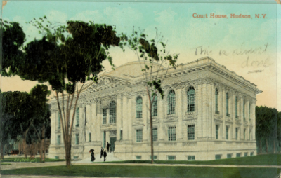 Columbia County Courthouse 1908