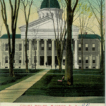 Columbia County Courthouse 1901