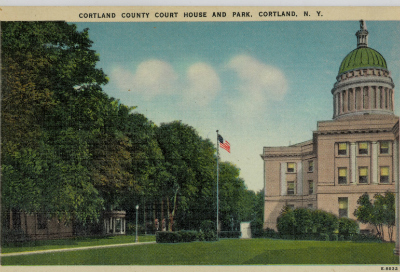Cortland County Courthouse