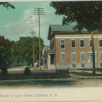 Cortland Courthouse