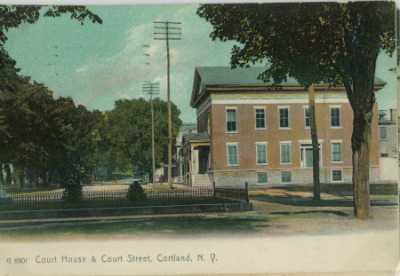 Cortland Courthouse