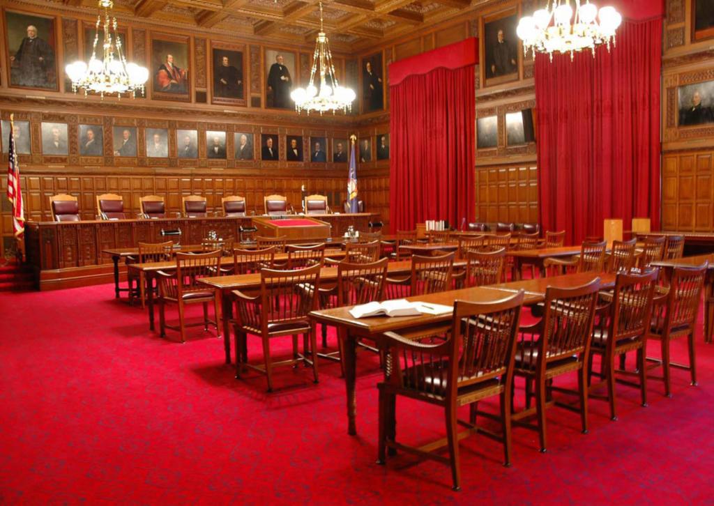 Richardson Courtroom