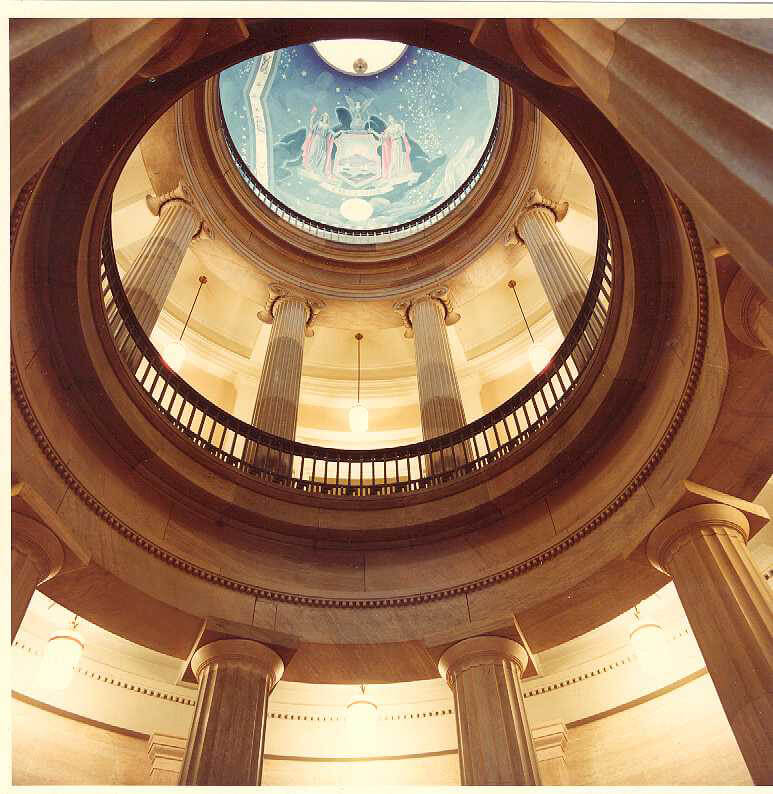 Rotunda of Court of Appeals Hall