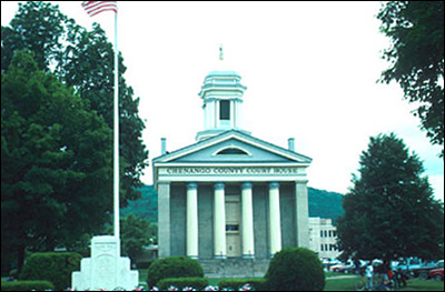 Albany County Courthouse
