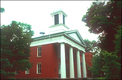 Yates County Courthouse
