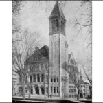 1883 Albany City Hall
