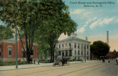 Genesee County Courthouse