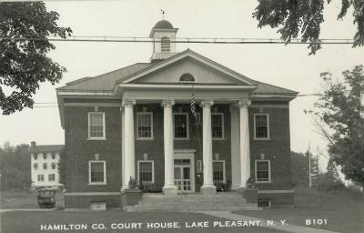 Hamilton County Courthouse
