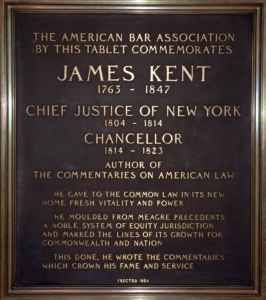 James Kent ABA Tablet