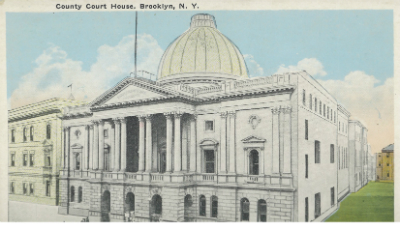 Kings County Courthouse