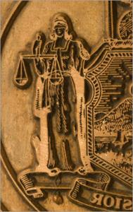 Vintage Printing Plate