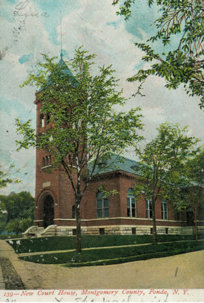Montgomery County Courthouse 1892