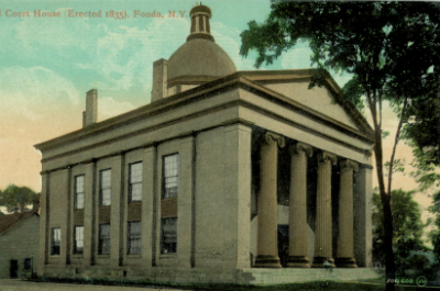 Montgomery County Courthouse 1836