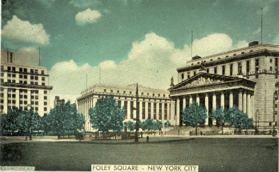 New York County Courthouse
