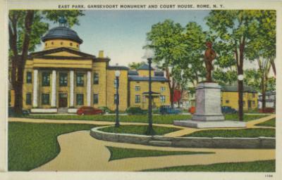 Oneida County Courthouse Rome