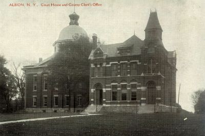 Orleans County Courthouse