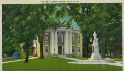 Oswego County Courthouse Oswego
