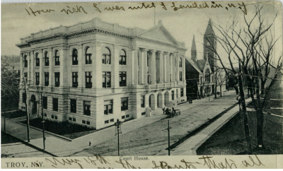 Renssalaer County Courthouse