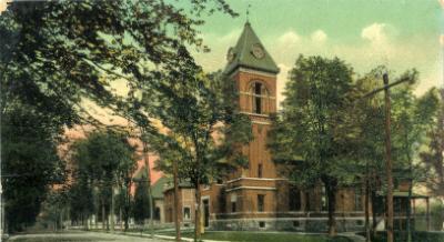 Saratoga County Courthouse