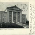 Steuben County Courthouse Corning NY
