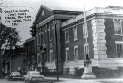 Tompkins Courthouse 1932