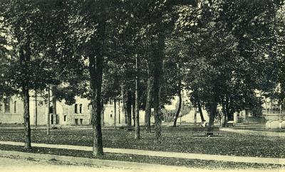 Tompkins Courthouse 1854