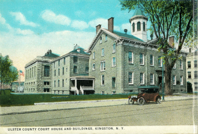 Ulster County Courthouse