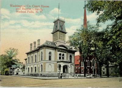 Washington County Courthouse Salem NY