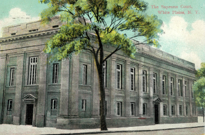 Westchester County Courthouse 1907