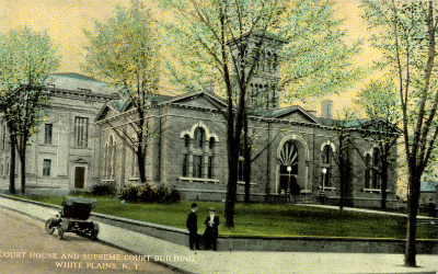 Westchester County Courthouse 1857