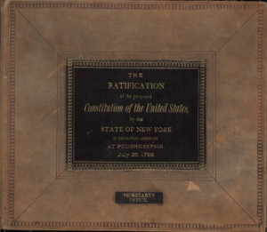 Ratification of the Federal Constitution