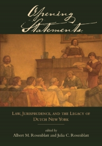 Cover of Opening Statements