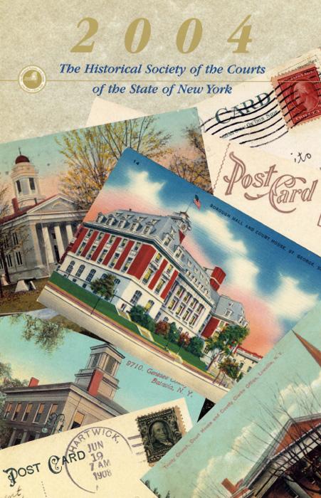 2004 Calendar: Cover