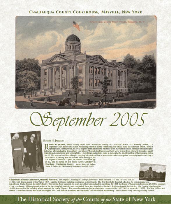 2005 Calendar: September