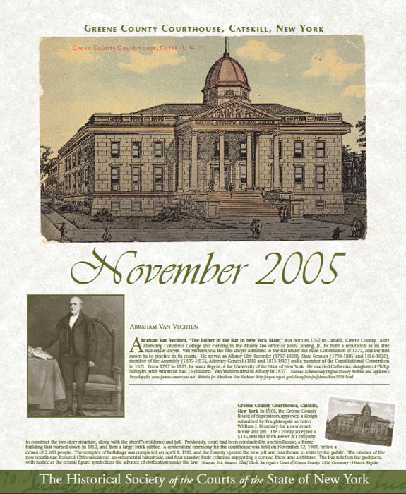 2005 Calendar: November
