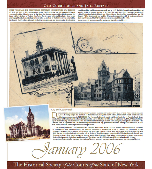 2006 Calendar: January