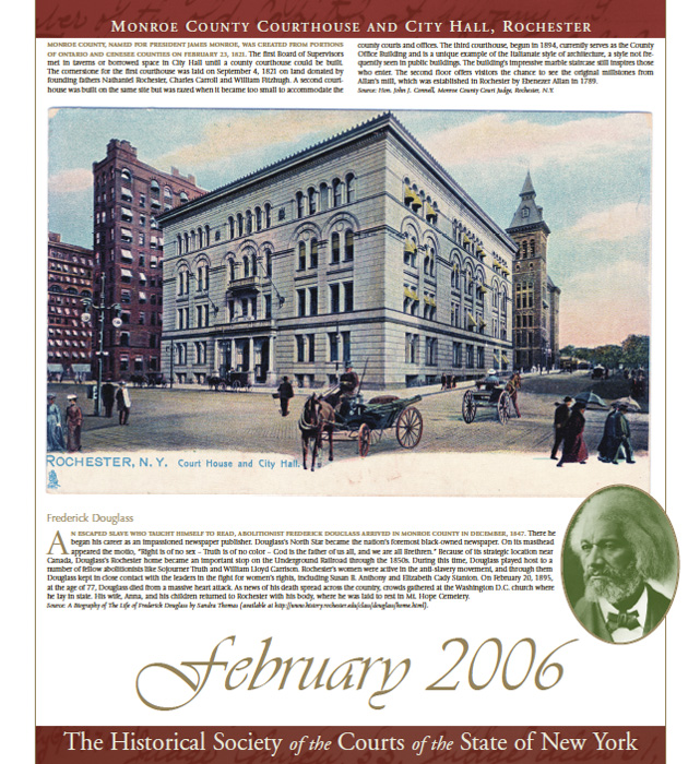 2006 Calendar: February