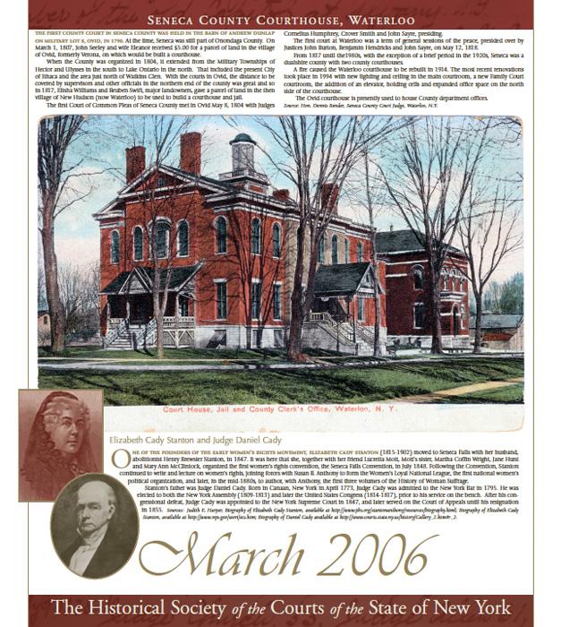 2006 Calendar: March