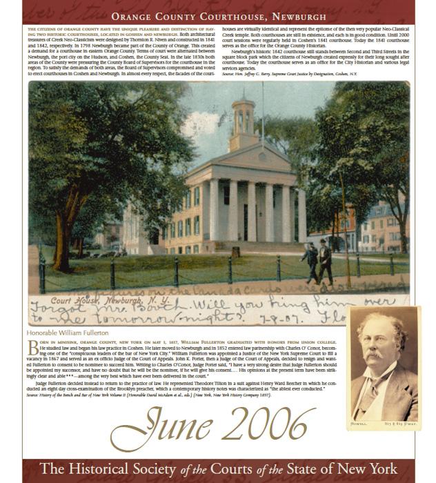 2006 Calendar: June