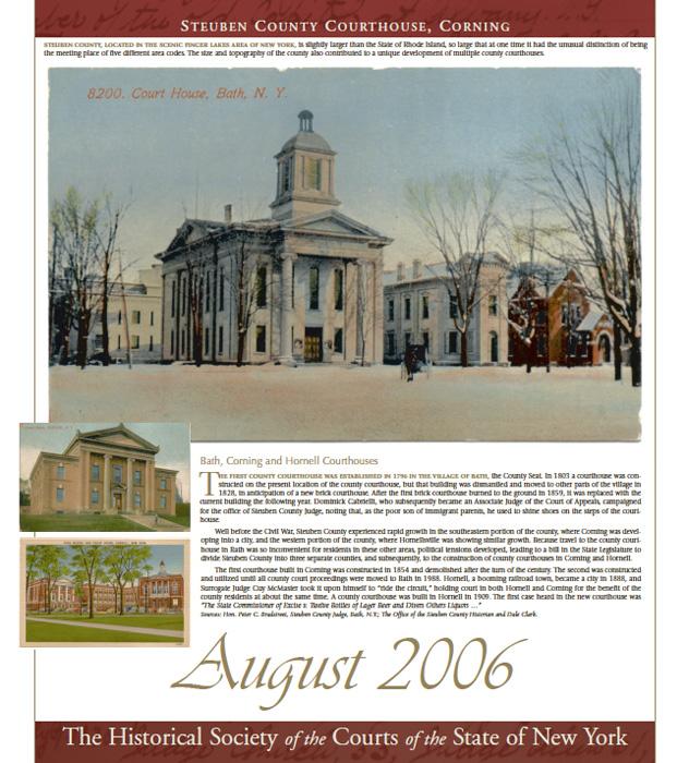 2006 Calendar: August