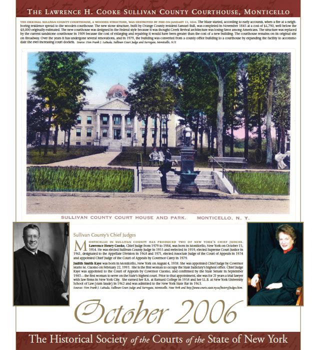 2006 Calendar: October